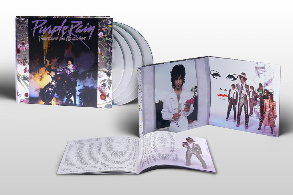 Purple Rain (3CD/DVD) - Deluxe Expanded Edition