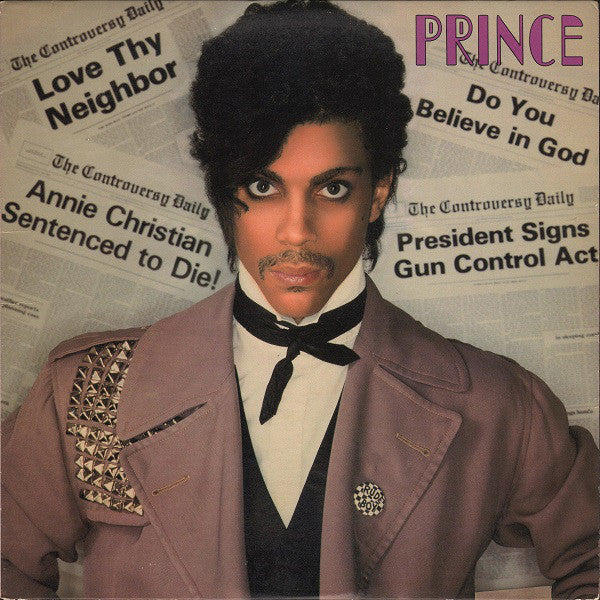 Controversy (CD) | Prince