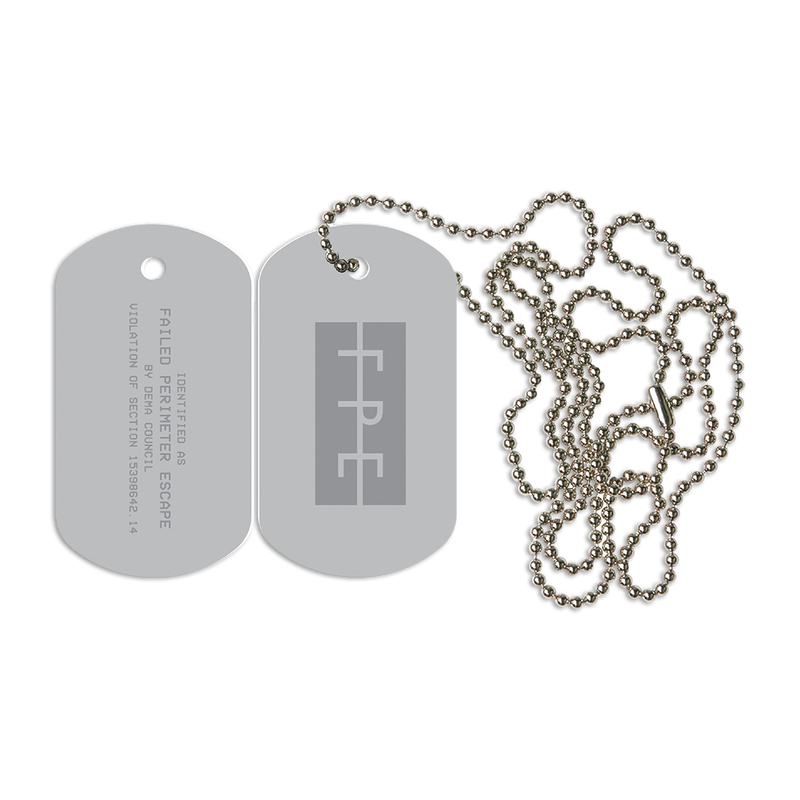 Failed Perimeter Escape Dog Tag