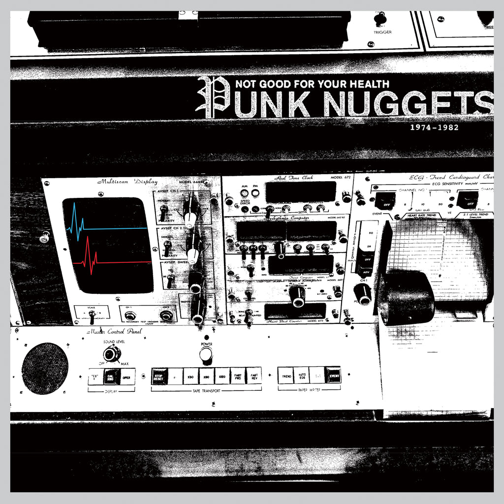Not Good For Your Health: Punk Nuggets 1972-1984 (Vinyl)