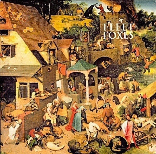Fleet Foxes Selt Titled CD