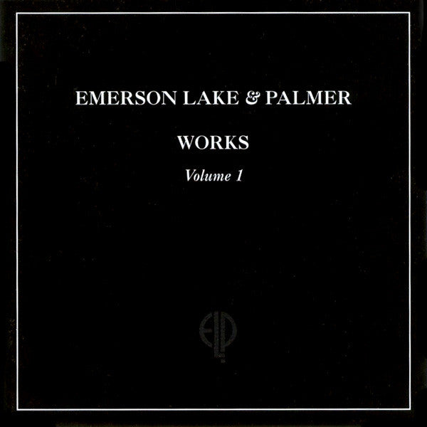 Works Volume 1 Emerson Lake & Palmer