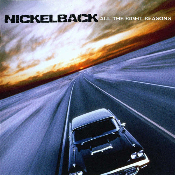 All The Right Reasons (CD) | Nickelback