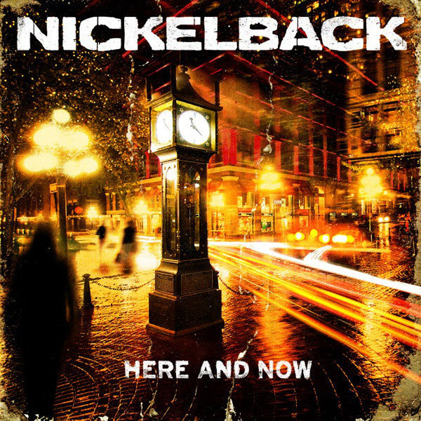 Here and Now (Vinyl) | Nickelback