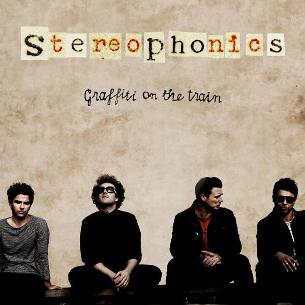 Graffiti On The Train (CD) | Stereophonics