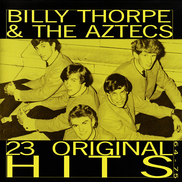 It's All Happening - 23 Original Hits (1964-1975) | Billy Thorpe and The Aztecs
