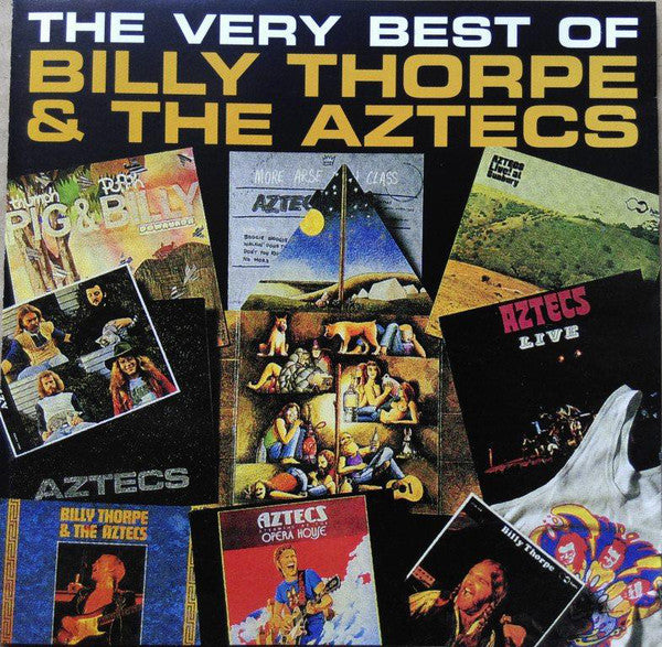 The Very Best Of | Billy Thorpe and The Aztecs