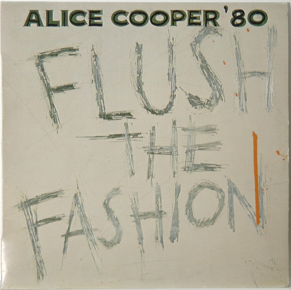 Flush The Fashion Alice Cooper