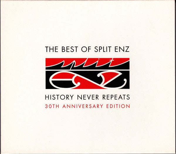 The Best Of Split Enz - History Never Repeats