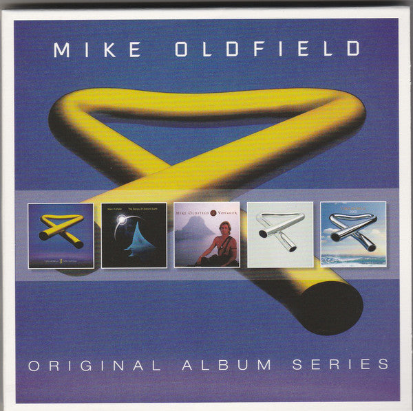 Original Album Series (CD) | Mike Oldfield