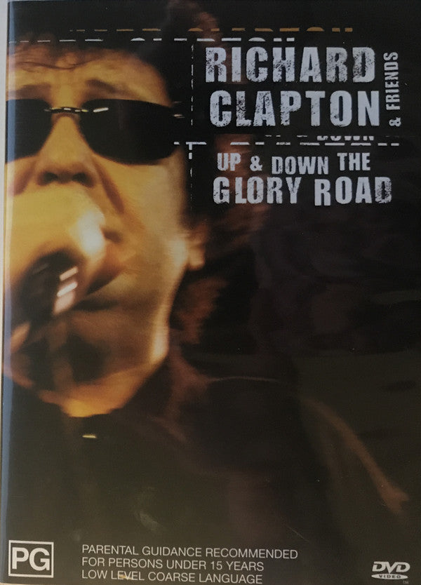 Up & Down The Glory Road | Richard Clapton