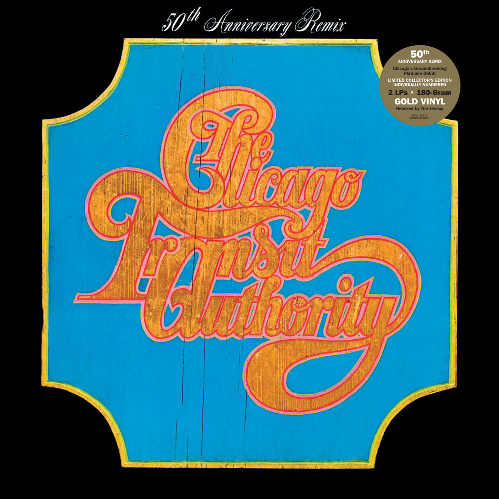 Chicago Transit Authority (Exclusive Gold Vinyl)