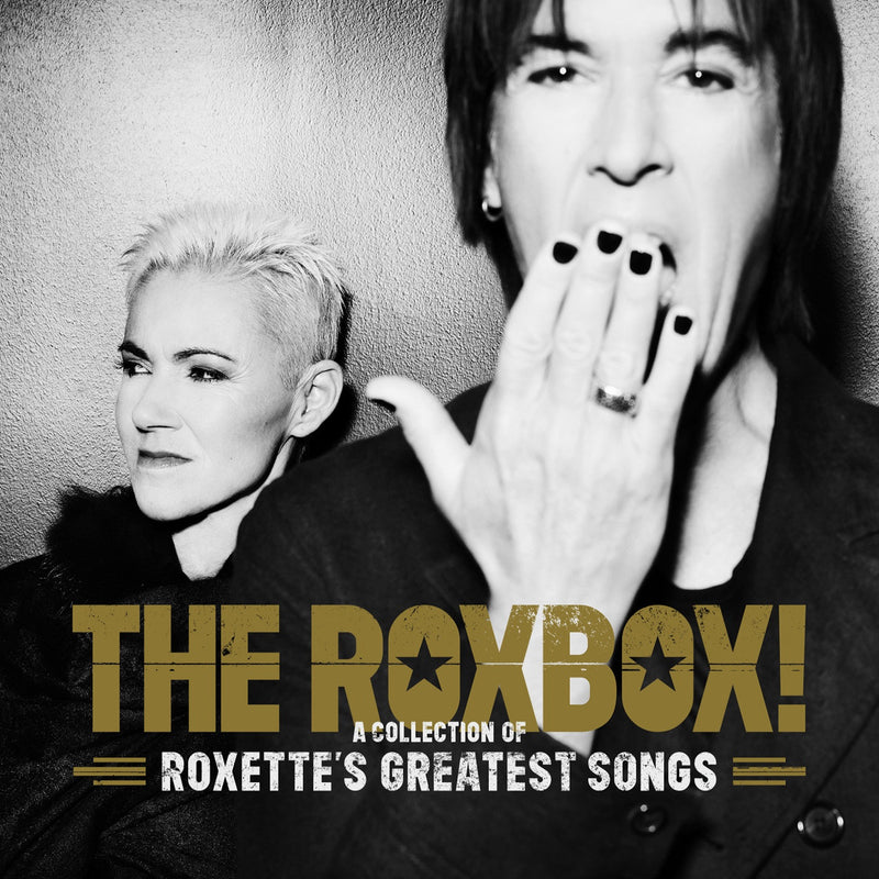 The Roxbox - A Collection Of Roxette's Greatest Songs (4CD)