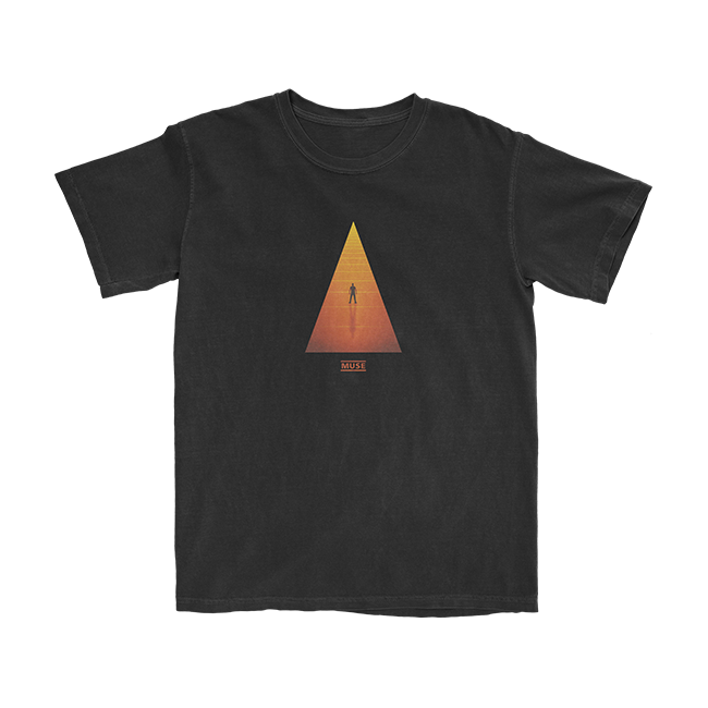 Resistance Path Black T-Shirt