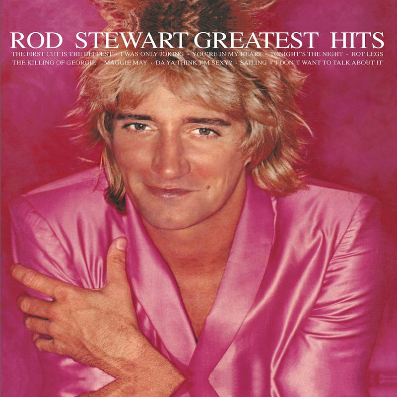 Rod Stewart Greatest Hits Vol 1 Cover