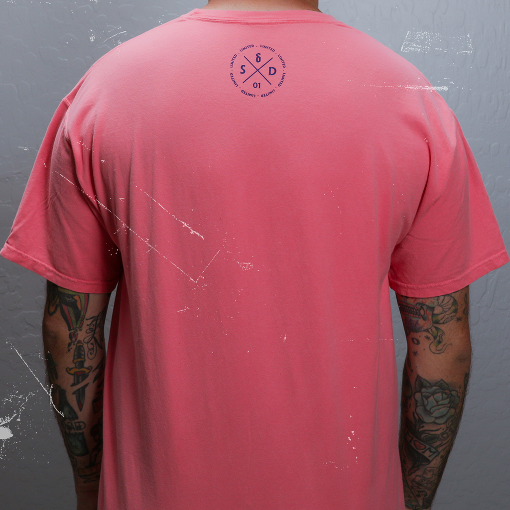 Sound of Madness T-Shirt (Pink)