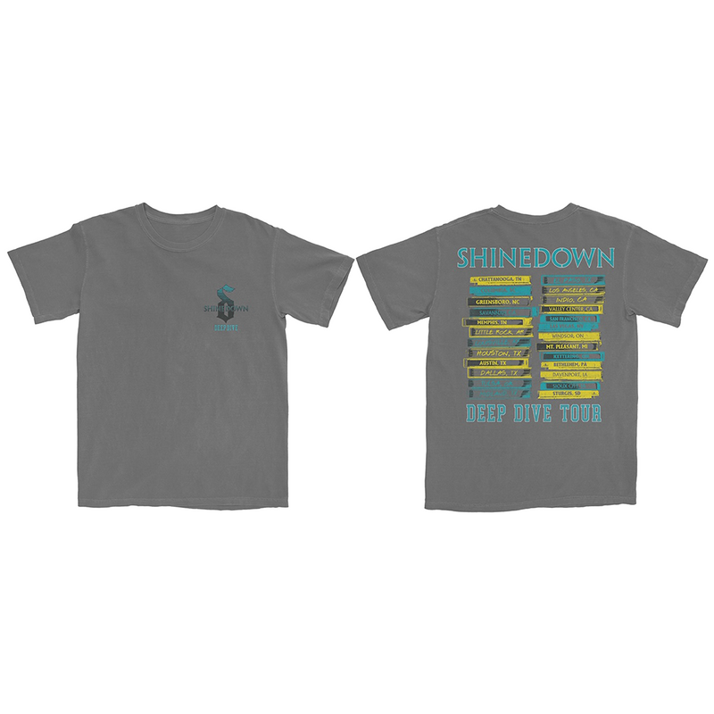 Deep Diver Covers T-Shirt