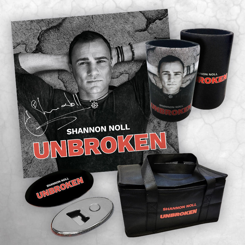 Unbroken (Signed Bundle)