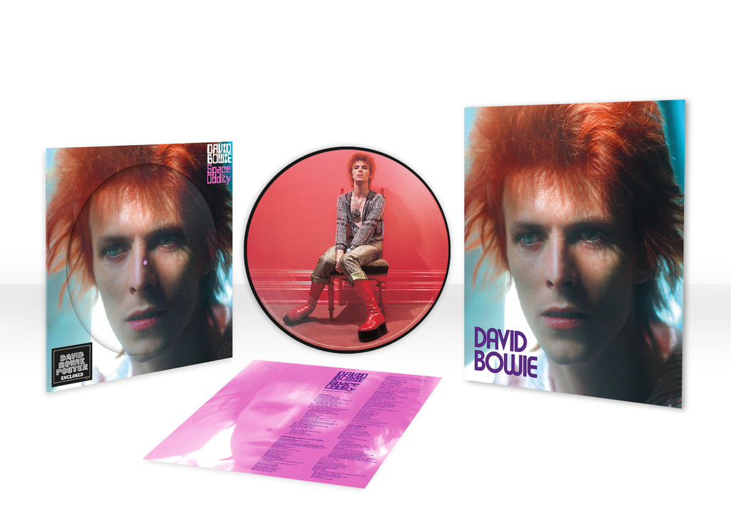 Space Oddity (Limited Edition 1972 Picture Disc)
