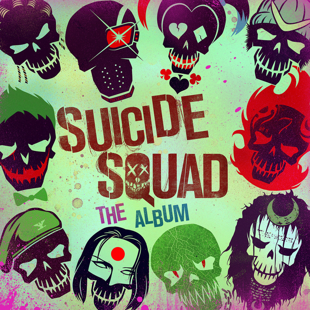 Suicide Squad: The Album - CD