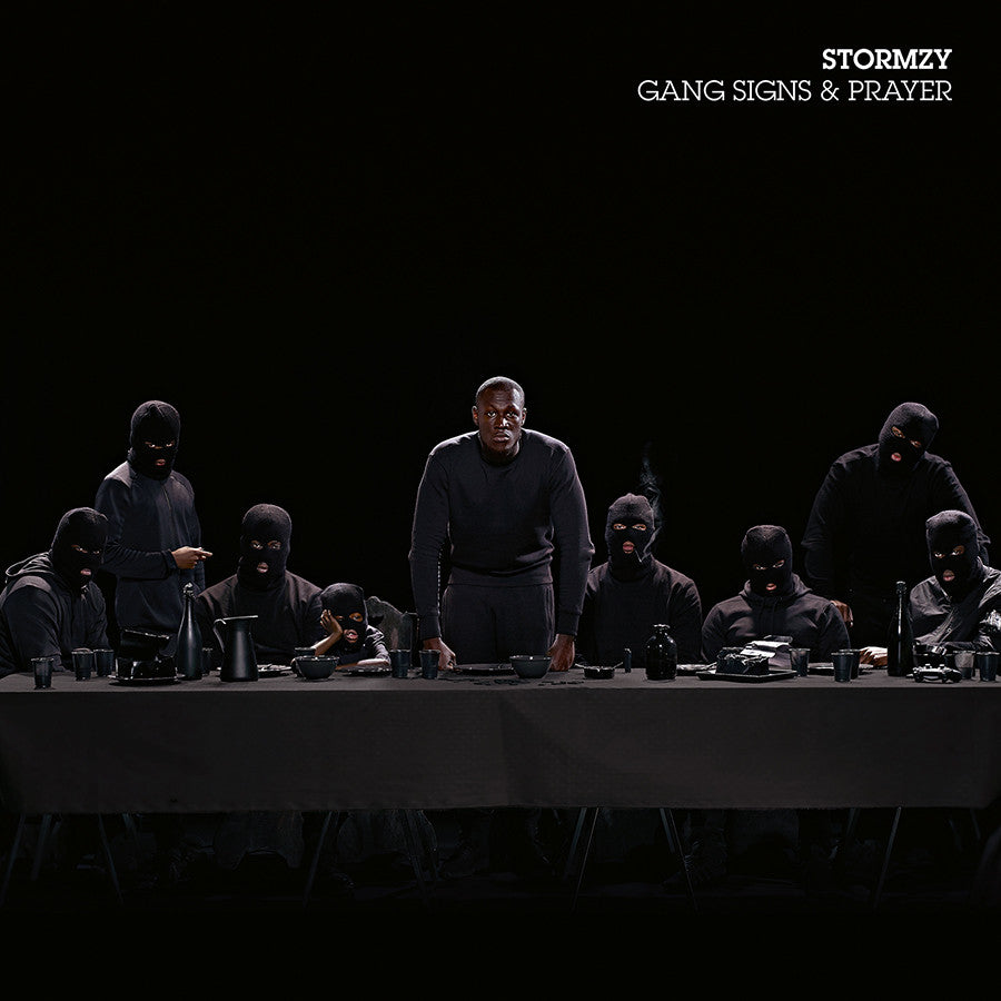 Gang Signs & Prayer (CD)