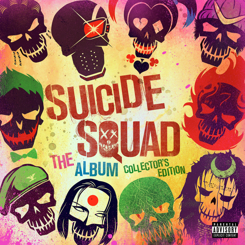 Suicide Squad: The Album (Collectors Edition)