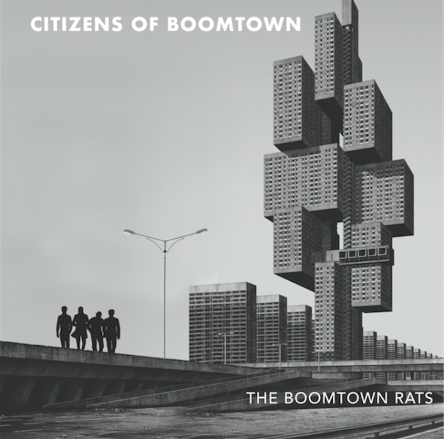 Citizens Of Boomtown (CD)