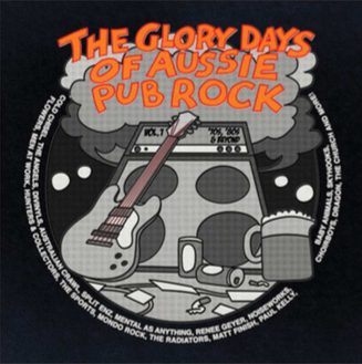 The Glory Days Of Aussie Pub Rock (2LP)