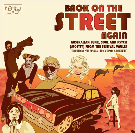 Back On The Streets again (2LP)