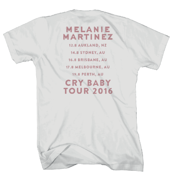 Pacify Her Tour Tee
