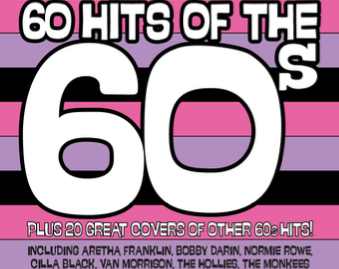 60 Hits Of The 60's (4CD)
