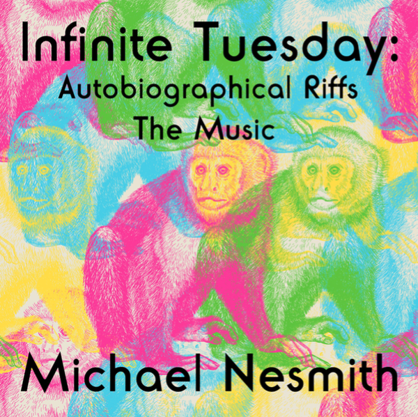 Infinite Tuesday: Autobiographical Riffs (CD)