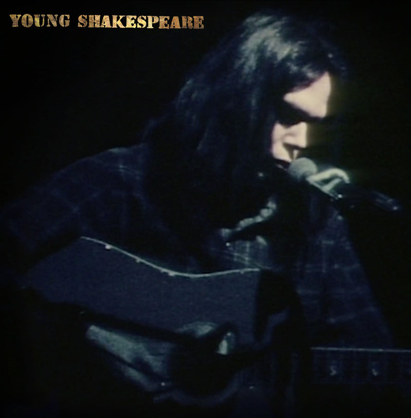 Young Shakespeare (Vinyl/CD/DVD)