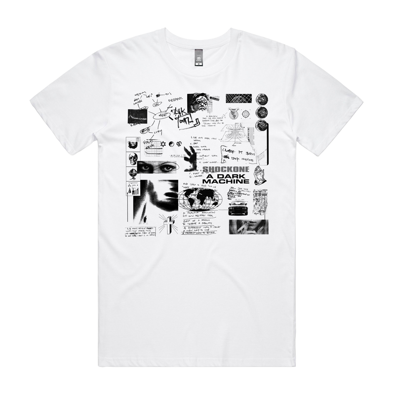 ShockOne Ausmusic T-Shirt 2019
