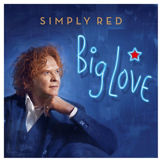 Big Love (CD) | Simply Red