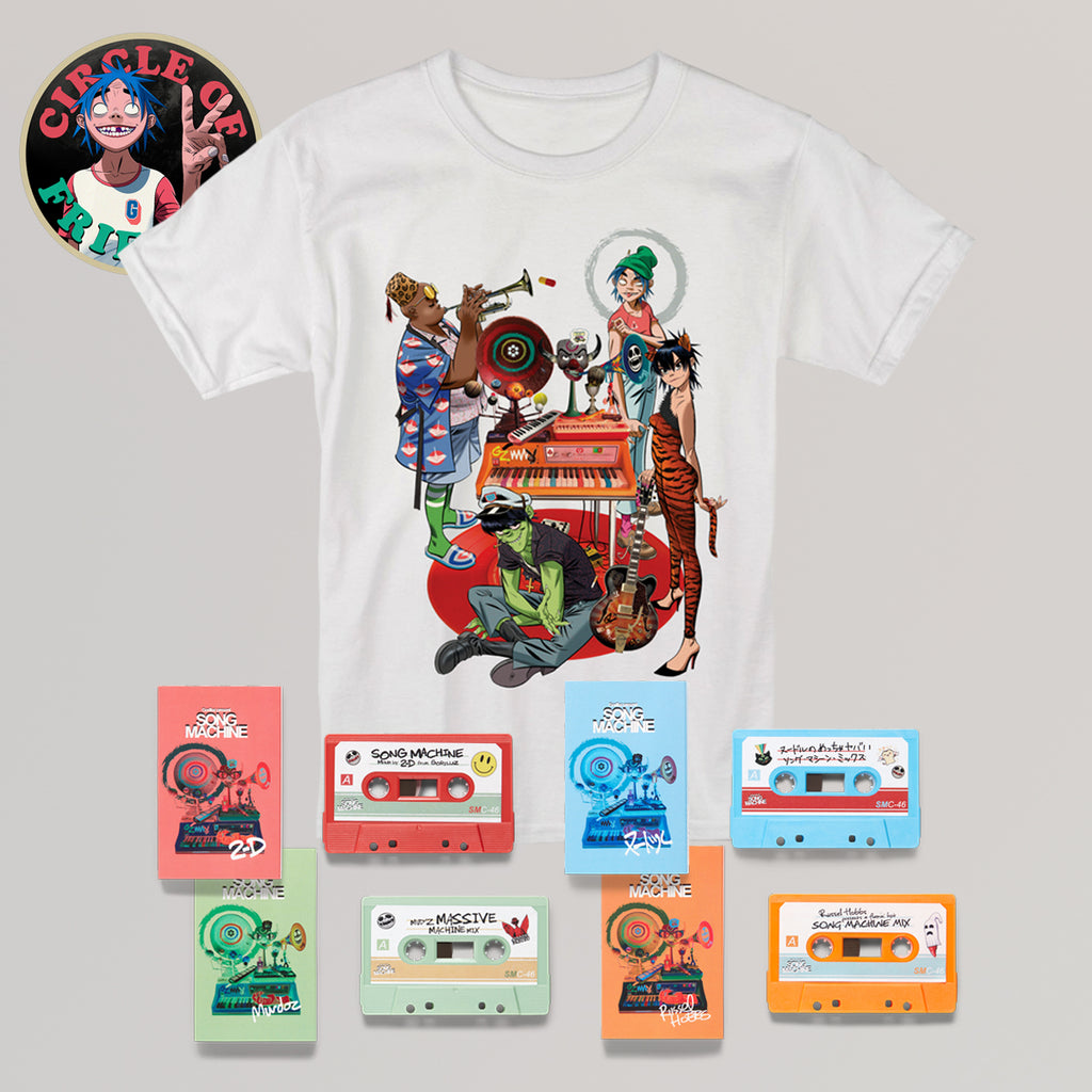 Song Machine Season One Bundle + Circle of Friendz Pass