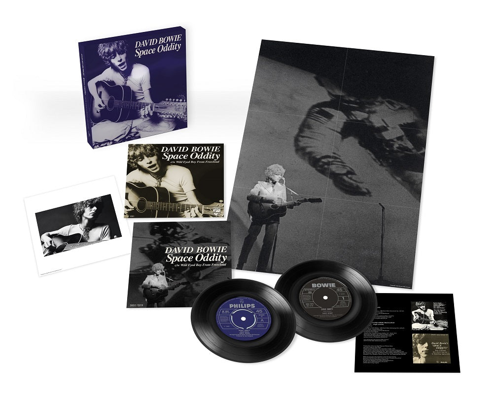 Space Oddity 50th Anniversary Box Set