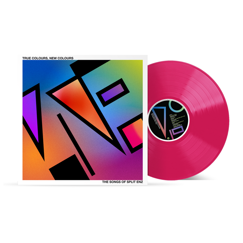 True Colours, New Colours - Pink Vinyl