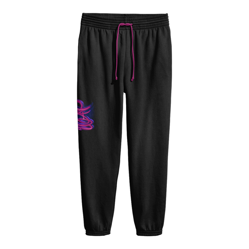 WAP Air Brush Sweatpants + Digital Single