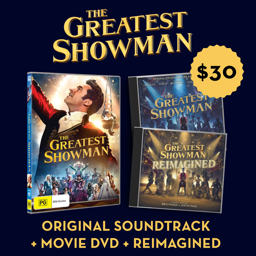 The Greatest Showman Bundle