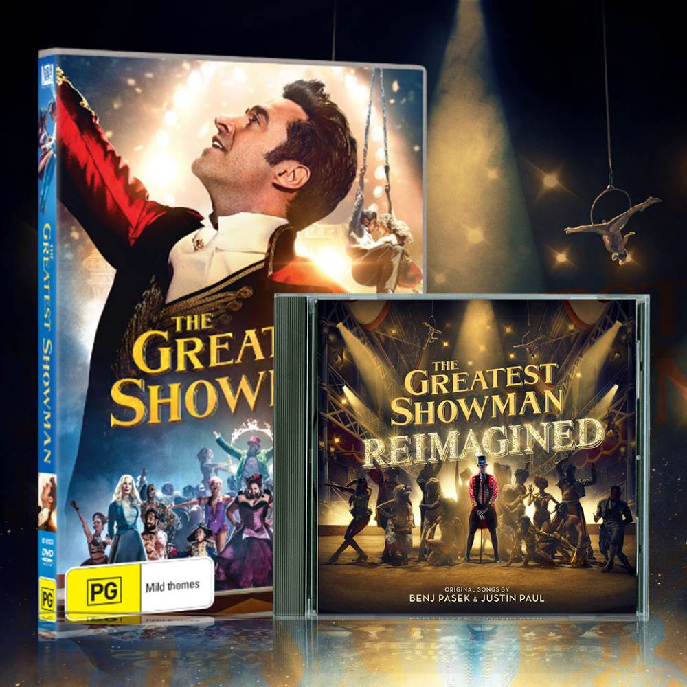The Greatest Showman - Reimagined