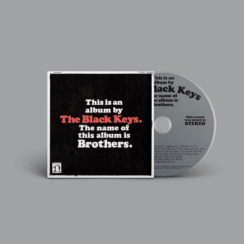 Brothers (Deluxe Remastered Anniversary Edition) (CD)