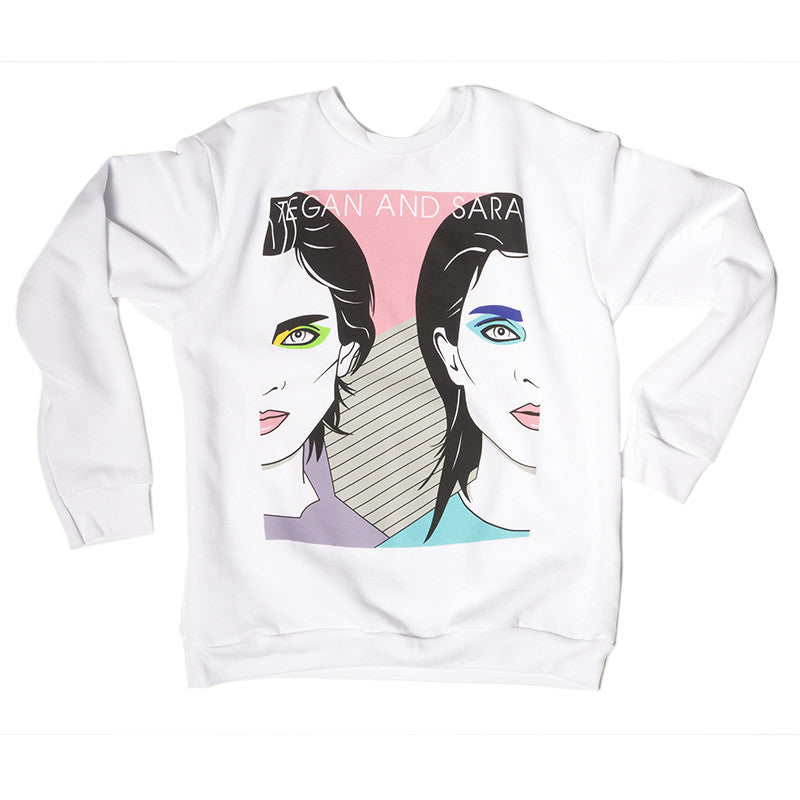 Nagel Exclusive Tour Crewneck (White)
