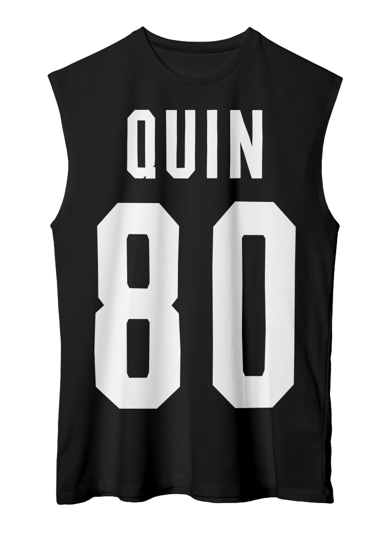 Quin Jersey Sleeveless Shirt