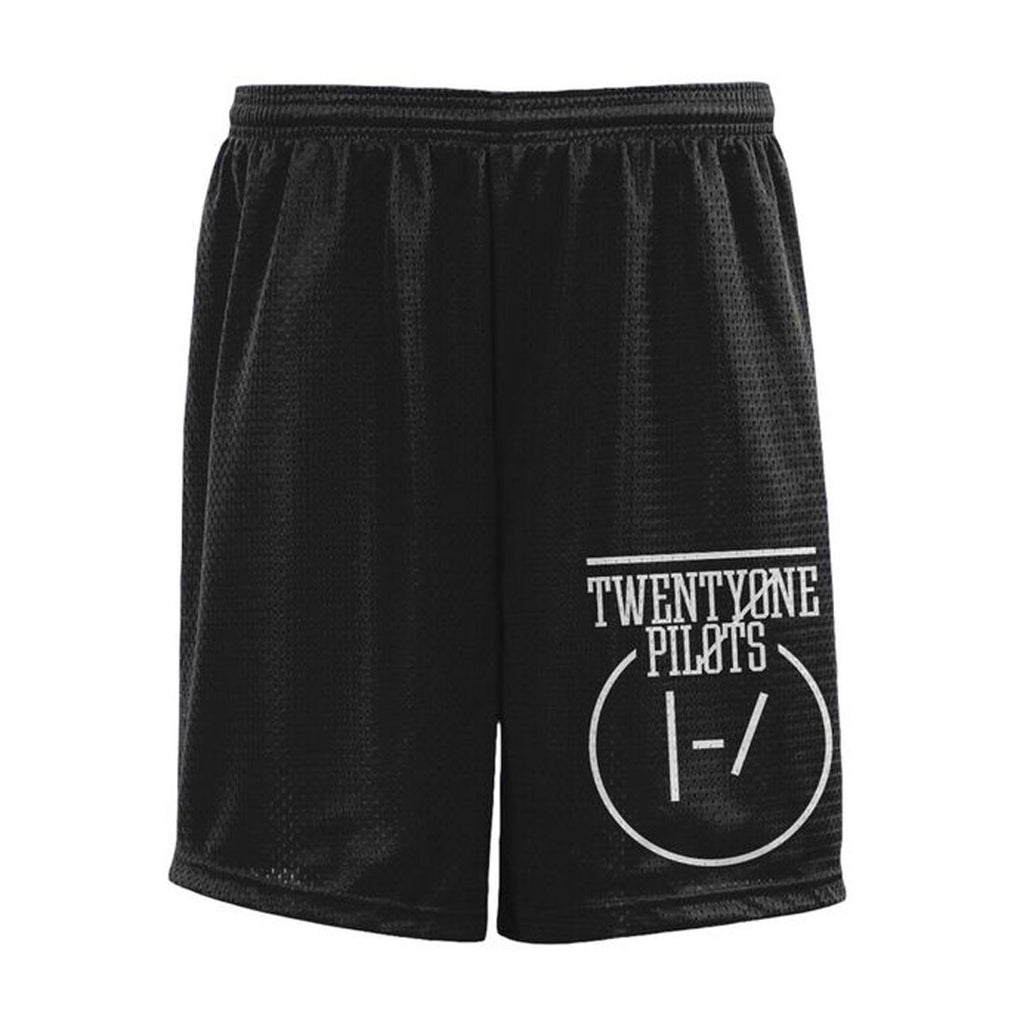Logo Circle (Black Shorts)