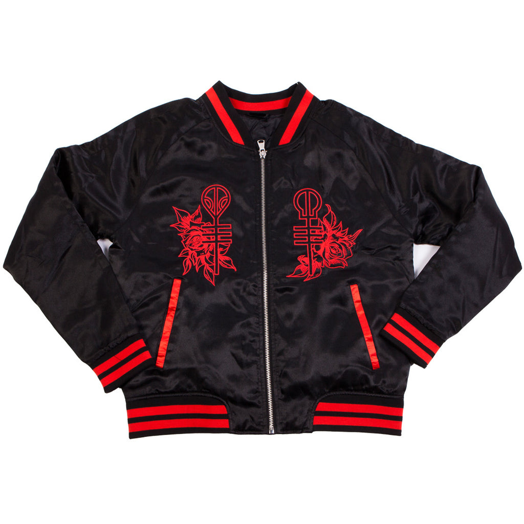 Rose Souvenir Jacket (Unisex)
