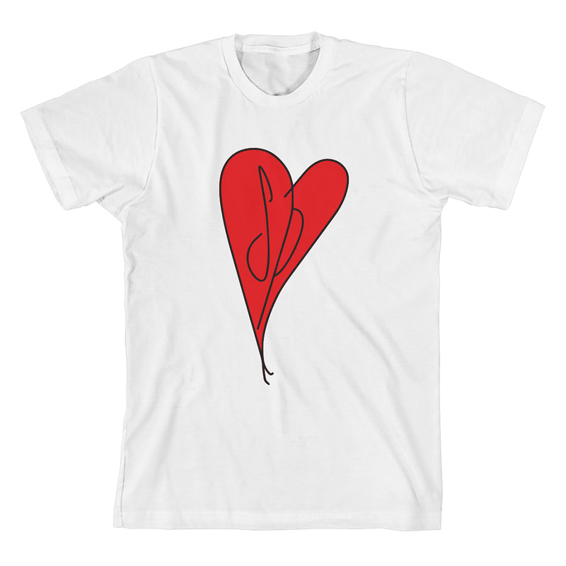 SP Heart T-shirt (White)