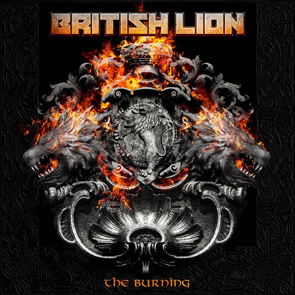 The Burning (CD)
