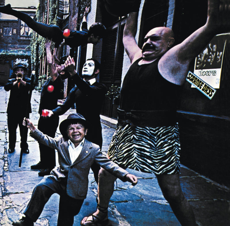 STRANGE DAYS (50TH ANNIVERSARY DELUXE EDITION) 2CD