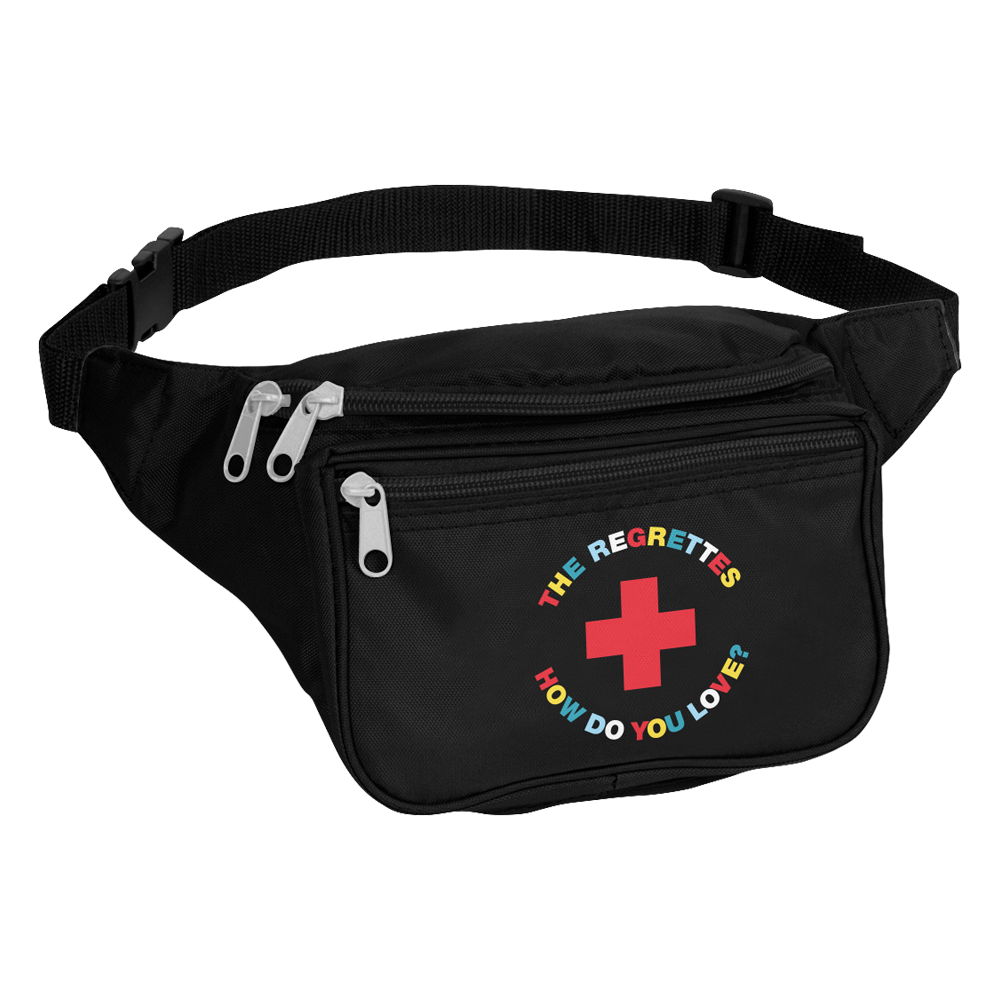 How Do You Love Custom Fanny Pack The Regrettes